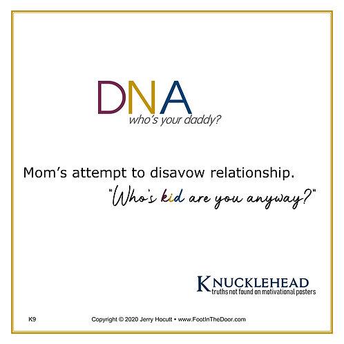 K9 DNA