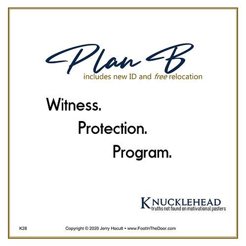 K28 Plan B