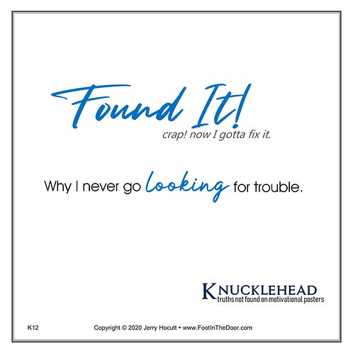 K12 Looking forTrouble