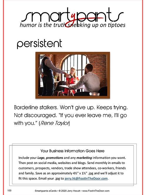 100 Persistent