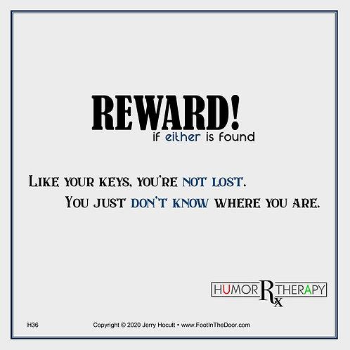 H36 Reward