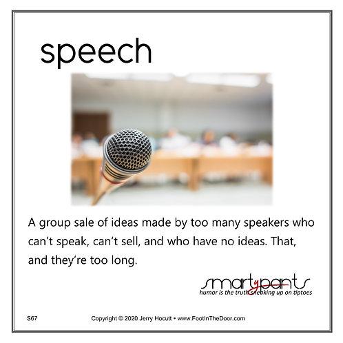 S67 Speech