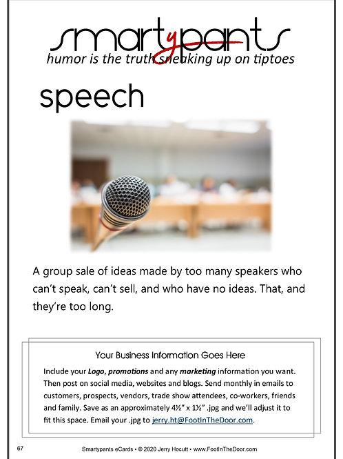 67 Speech