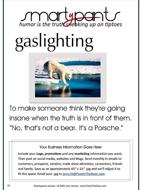 18 Gaslighting