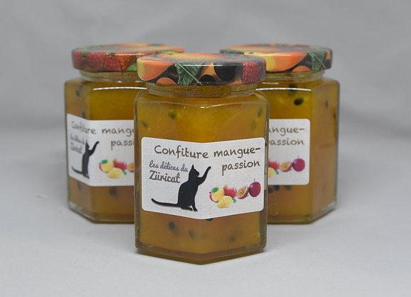 Confiture mangue passion  / Mango-Passion Konfi