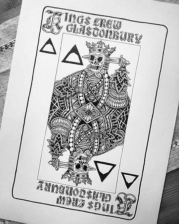 Kings Crew - Glastonbury Festival (2019)