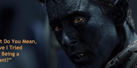 I'm not a mutant!