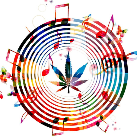 High and music! A good mix.
