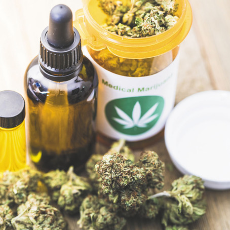 CBD neutralizes THC!