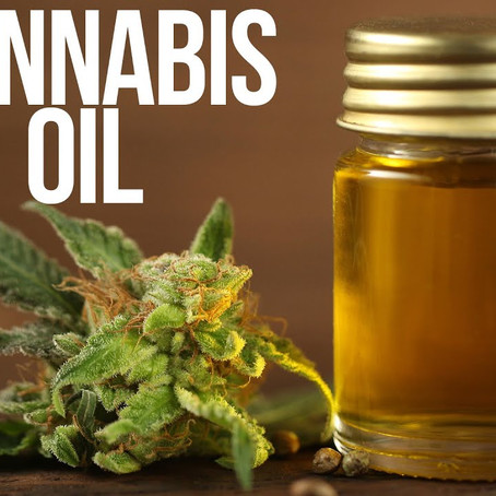 Cannabis oil for public spaces!