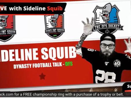 Draftkings Core Plays NFL Week 5
