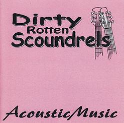 Flowermusic, Peter Jäger Band, Peter Jäger, Dirty Rotten Scoundrels, Acoustic Music