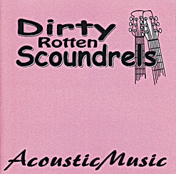 Flowermusic, Peter Jäger Band, Peter Jäger, Dirty Rotten Scoundrels, Acoustic Music