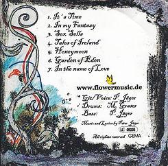 Flowermusic, Peter Jäger Bänd, Peter Jäger Band, In my Fantasy#