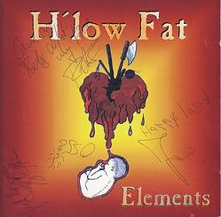Flowermusic, H´low Fat, Peter Jäger, Elements