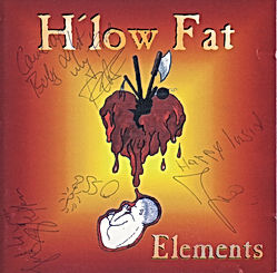 Flowermusic, H´low Fat, Peter Jäger, Elements