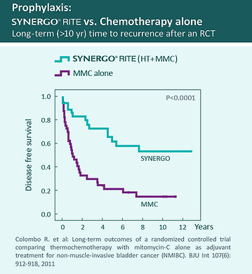 Kasa invaziv olmayan mesane kanseri (KİOMK) Uzun dönemli (>10 yıl) Synergo® takibi
