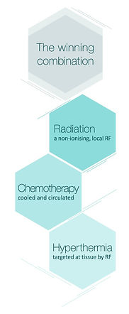 Synergo RF and chemotherapy for the treatment of Non-Muscle Invasive Bladder Cancer