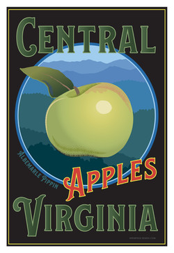 Central VA Apples