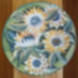 Sunflower Hanging Platter 16 inch.jpg