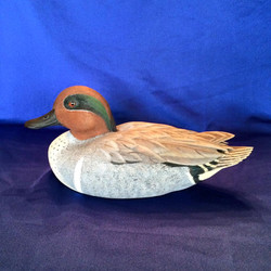 D. B. Hancock Waterfowl Carvings