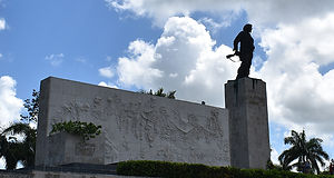 Che Ghevara monument statue