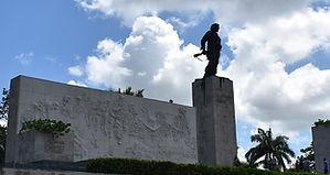 Che Guevara Statue, Monument