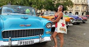 Vintage Classic Car, Havana