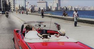 vintange classic car havana