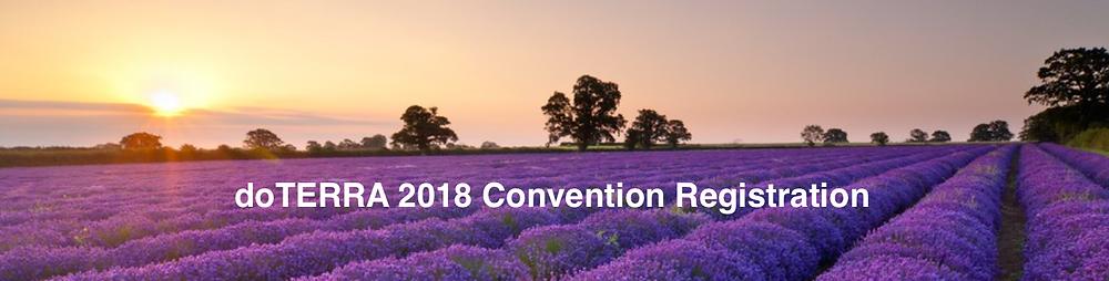 doTERRA Convention 2018