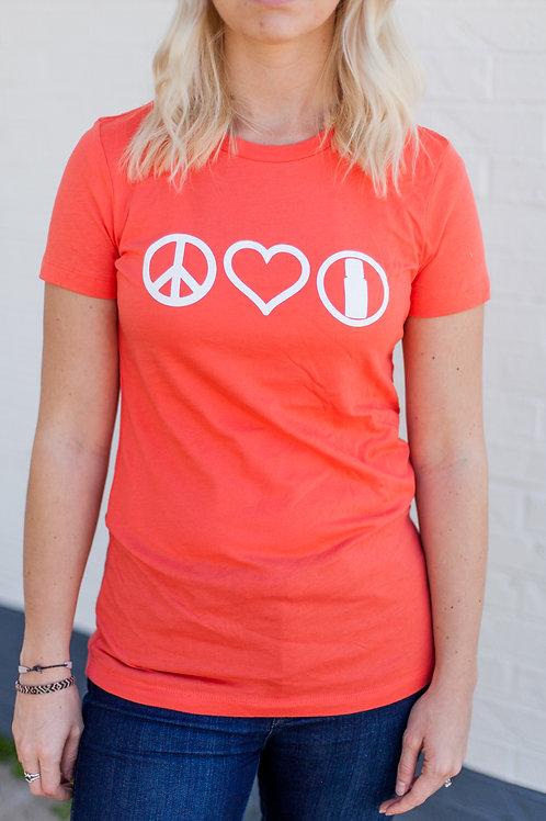Peace. Love. Oils.