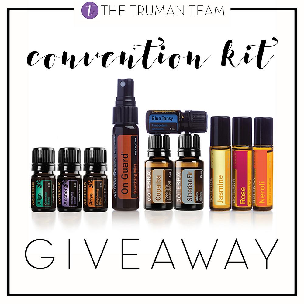 Truman team Giveaway