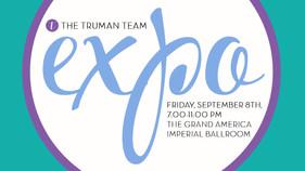 2017 TRUMAN TEAM EXPO!!!