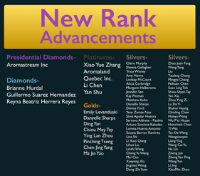 May 2017 Rank Advancements