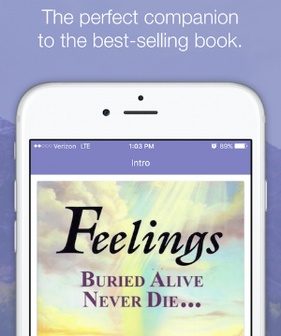 Feelings Buried Alive App for Smart Phone - Updated for iOS 10