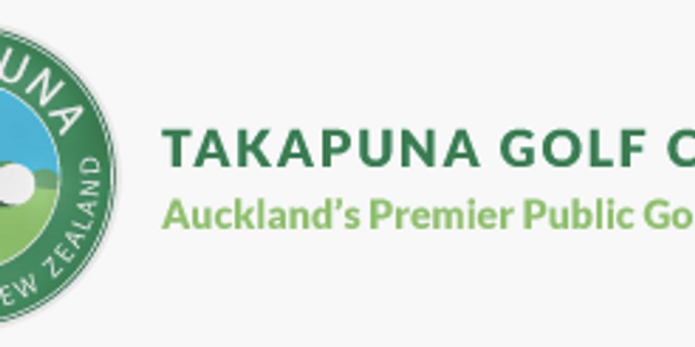 NZ Junior Golf 2020 Winter/Spring Tournament -Round 2
