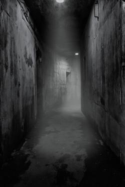 Fort Delaware Hallway
