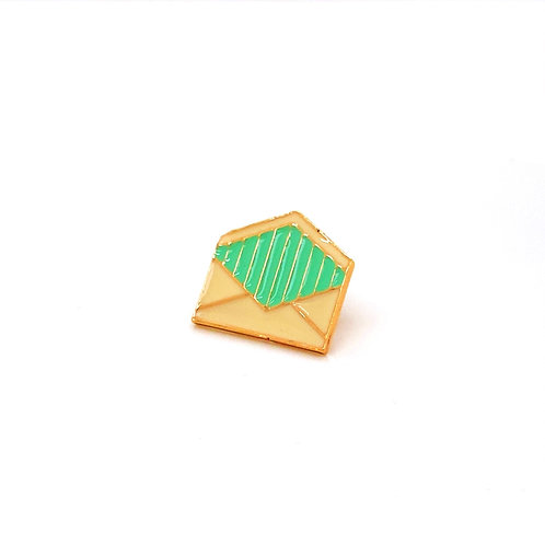Pin's enveloppe