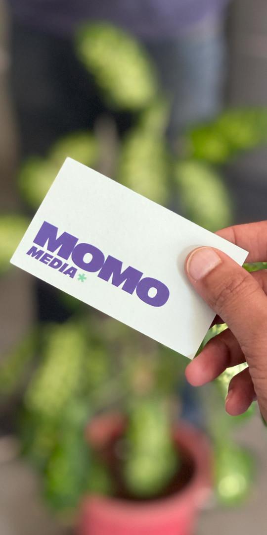 Momo Media by FRISK