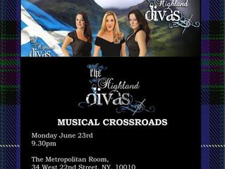 The Highland Divas - Live at The Metropolitan Room