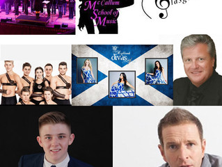 The Highland Divas in 2016 Scottish Variety Gala Performance- More Acts Announced! Tickets on sale n