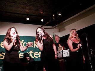 The Highland Divas at The New York Irish Center