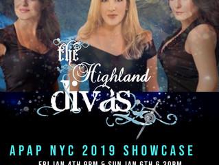 The Highland Divas at APAP NYC 2019