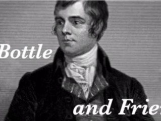 Happy Rabbie Burns Night!