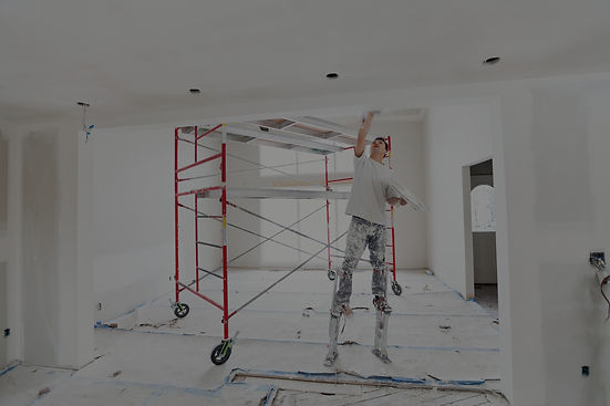Interior Painter painting house in Florida