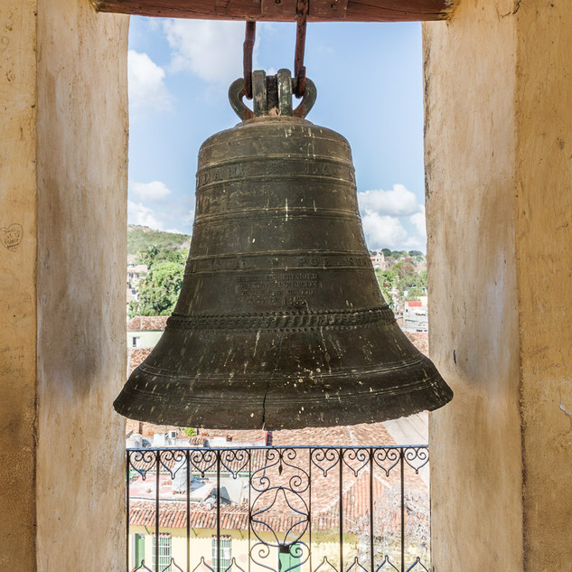 Bell in National Museum of the Struggle Against Bandits