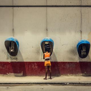 Public Phone, Havana