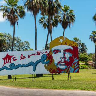 Sign outside Varadero