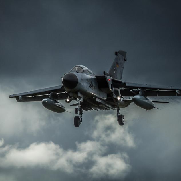 German Air Force Tornado ECR