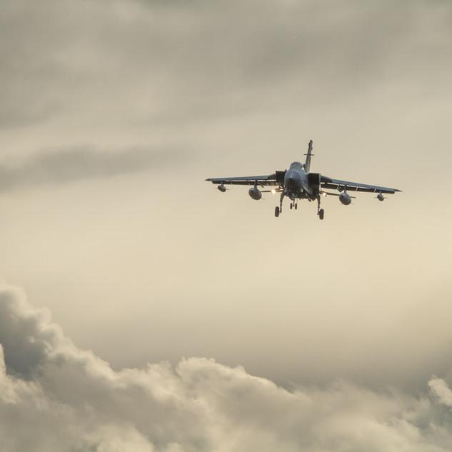 RAF Panavia Tornado GR4A